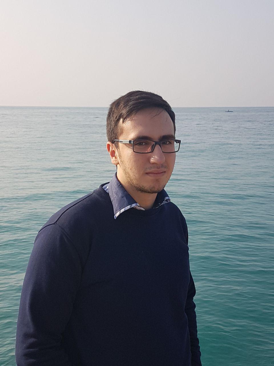 امیرحسین افشارراد