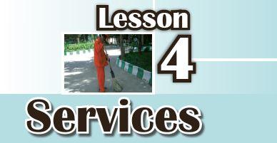 lesson 4 - test 1- Intermediate level